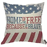 AOYEGO Americana Patriotic Independence Day Throw...