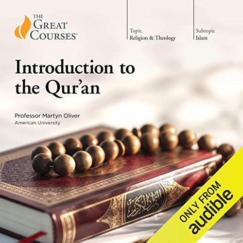 『Introduction to the Qur'an』のカバーアート