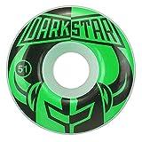 Darkstar Divide Skateboard-Räder, 51 mm, Grün
