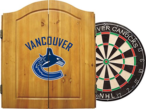 Why Should You Buy Imperial Officially Licensed NHL Merchandise: Dart Cabinet Set with Steel Tip Bri...