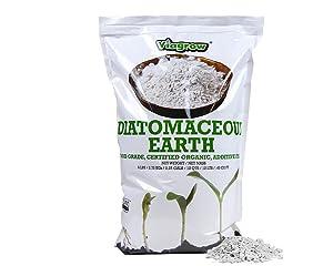 Viagrow Diatomaceous Earth Food Grade (6LB, 1-Pack)