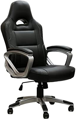 IntimaTe WM Heart Racing Silla Gamer, Silla de Escritorio Silla Gaming Silla Giratoria de Oficina