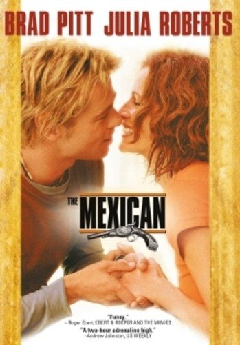 The Mexican -  DVD, Rated R, James M Arnett