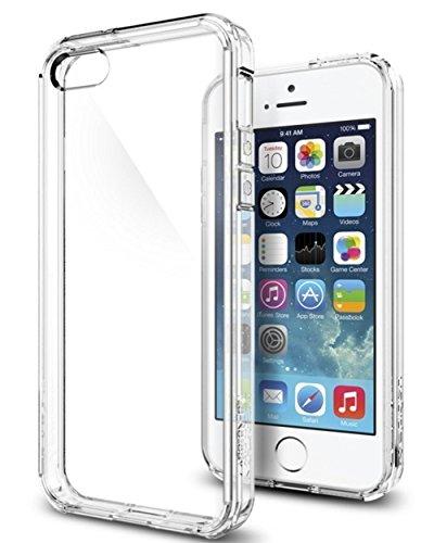 Demarkt Funda TPU Ultrafina para iPhone5 / 5S Funda para Teléfono Móvil Protectora Caso de Plástico Cover Case 1PCS