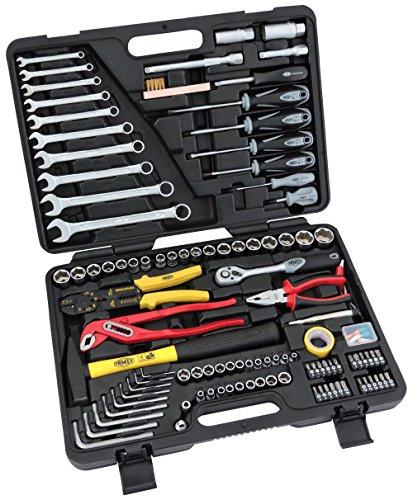 Famex Werkzeug 140-38 Universal Werkzeugkoffer 192 tlg