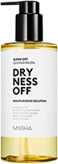 Missha Super Off Cleansing Oil 305ml (Dryness Off)