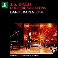 Bach: Goldberg Variations by Daniel Barenboim