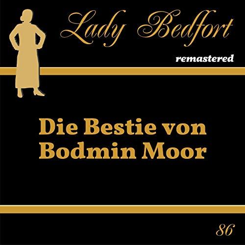 Page de couverture de Die Bestie von Bodmin Moor
