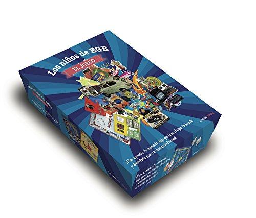 Los niños de EGB. El juego: ¡Pon a prueba tu memoria, deja que la nostalgia te invada y diviértete como lo hacías antes! (Juegos Cúpula)