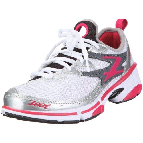 ZOOT Ms Energy 3.0 2611004 - Zapatillas de correr para hombre, Rojo (Rot/White/ Black/ True Red), 43