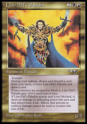 Magic The Gathering – Lim-Dûl's Paladin – Alianzas Paladino di Lim-Dûl