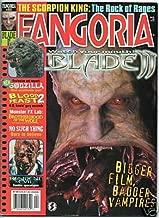Fangoria Horror Magazine Issue # 211 April 2002