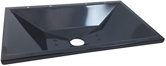 Weber Gas Grill Porcelain Drip Tray 99250 (17-7/8
