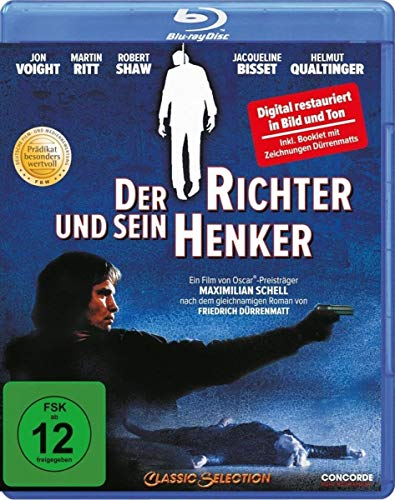 Der Richter und sein Henker [Blu-ray]