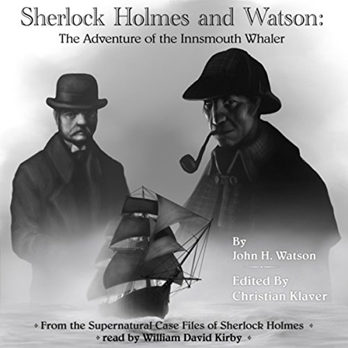 Sherlock Holmes: The Adventure of the Innsmouth Whaler cover art