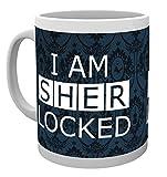 GB Eye, Sherlock, Sherlocked Dark, Taza