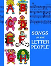 Letter People - Songs of the Letter People Sheet Music