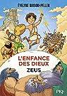 L'enfance des dieux, tome 1 : Zeus par Brisou-Pellen