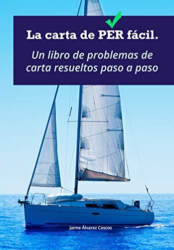 Book's Cover of La carta de PER fácil.: Un libro de problemas de carta resueltos paso a paso. Versión Kindle