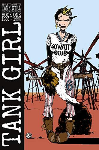 Tank Girl Full Color Classics: 1988-90 (Tank Girl: Full Color Classics) (English Edition)