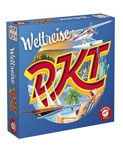 Piatnik 6607 - DKT Weltreise