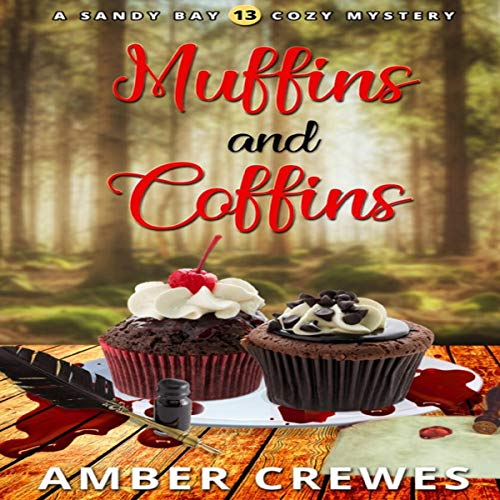 Couverture de Muffins and Coffins