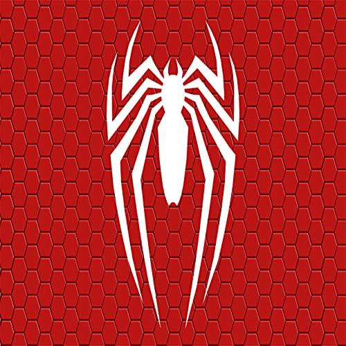 Amacigana Spider Man Drap-housse pour lit à sommier tapissier 180 x 200 – Drap housse ultra doux en 100 % microfibre – Surmatelas jusqu'à 30 cm de hauteur – Multicolore