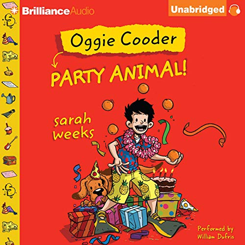 Oggie Cooder audiobook cover art