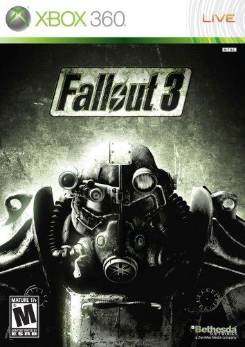 Bethesda Fallout 3, Xbox 360 Xbox 360 Inglés vídeo - Juego (Xbox 360, Xbox 360, Acción / RPG, M (Maduro))