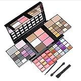 74 Color Eyeshadow Palette Set Make up Pallete 36 Eyeshadow + 28 Lip Gloss +6 Blush +4 Concealer Makeup Kit Cosmetics