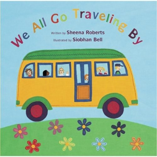 We All Go Traveling By audiobook cover art