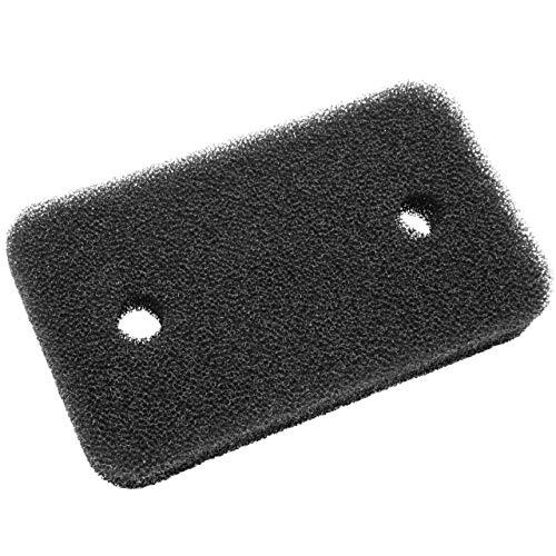 vhbw Filtro (filtro fino) compatible con Miele T 8626 WP EcoComfort, T 8627 WP EcoComfort secadoras de ropa - filtro de repuesto