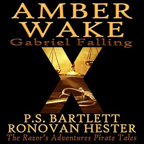 Amber Wake: Gabriel Falling audiobook cover art