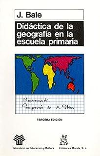 Didactica de La Geografía Escuela PriMaría (Coedición Min