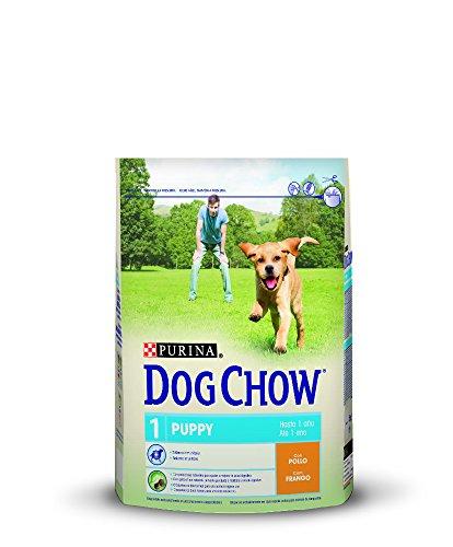 Dog Chow Chiot Au Poulet 2,5 KG