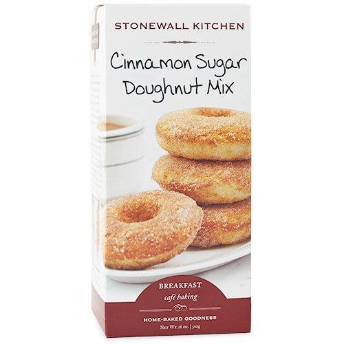 Stonewall Kitchen Cinnamon Sugar Doughnut Mix, 18 Ounces