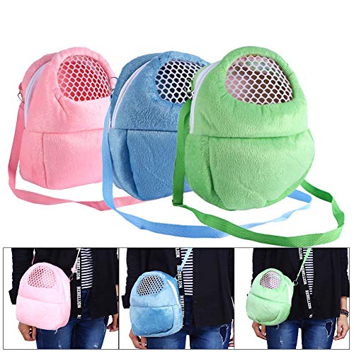 Tbest Pet Carrier Bag Hamster Rat Kat Konijn Huisdier Sling Carrier Rugzak Hedgehog Chinchilla Ferret Slapen Outdoor Reizen Tas Handtassen Rugzak