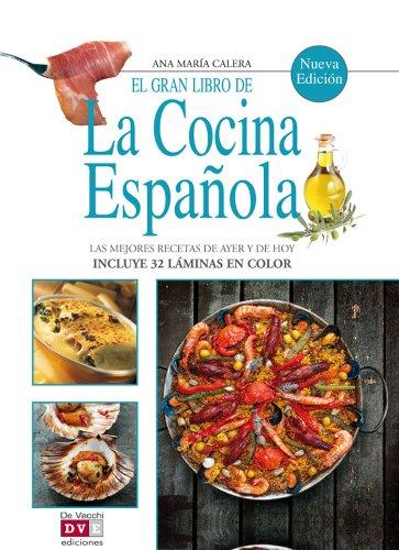 El gran libro de la cocina española eBook: Calera, Ana María: Amazon.es: Tienda Kindle