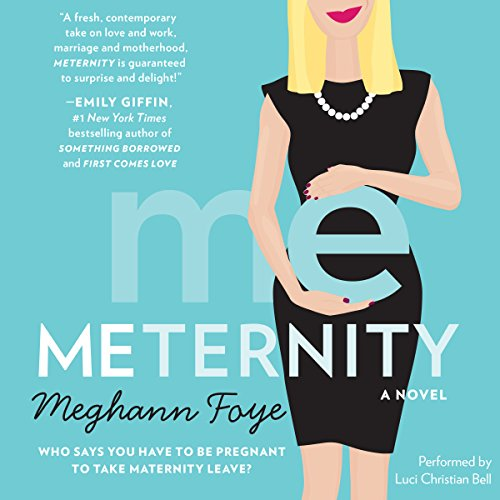 Meternity audiobook cover art