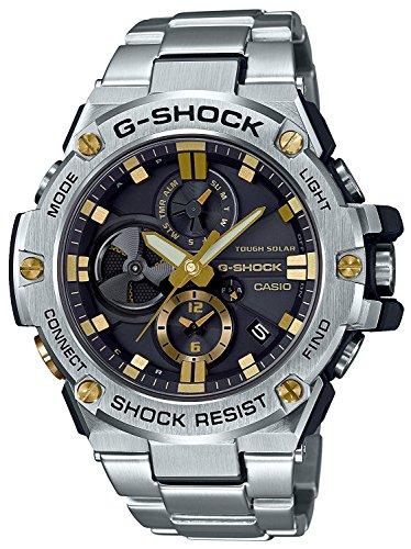 Reloj Casio G-Shock G-Steel de Choque G Modelo Smartphone Link gst-b100d-1a9jf Hombre