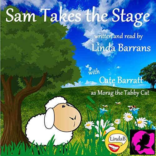 Sam Takes the Stage cover art
