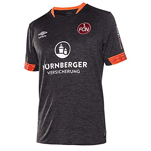 Umbro 1. FC NÜRNBERG Trikot 3rd Herren 2019, Größe:M