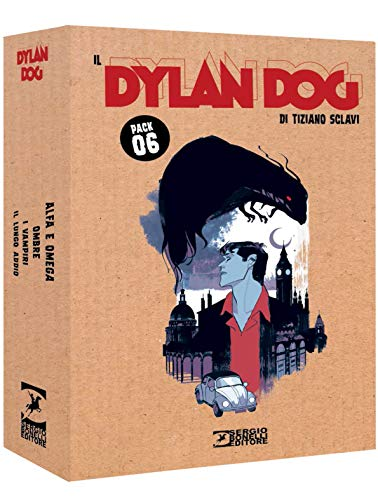 Dylan Dog. Pack (Vol. 6)