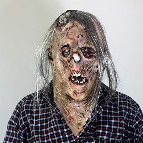 - Walking Dead Zombie Kostüm Make Up