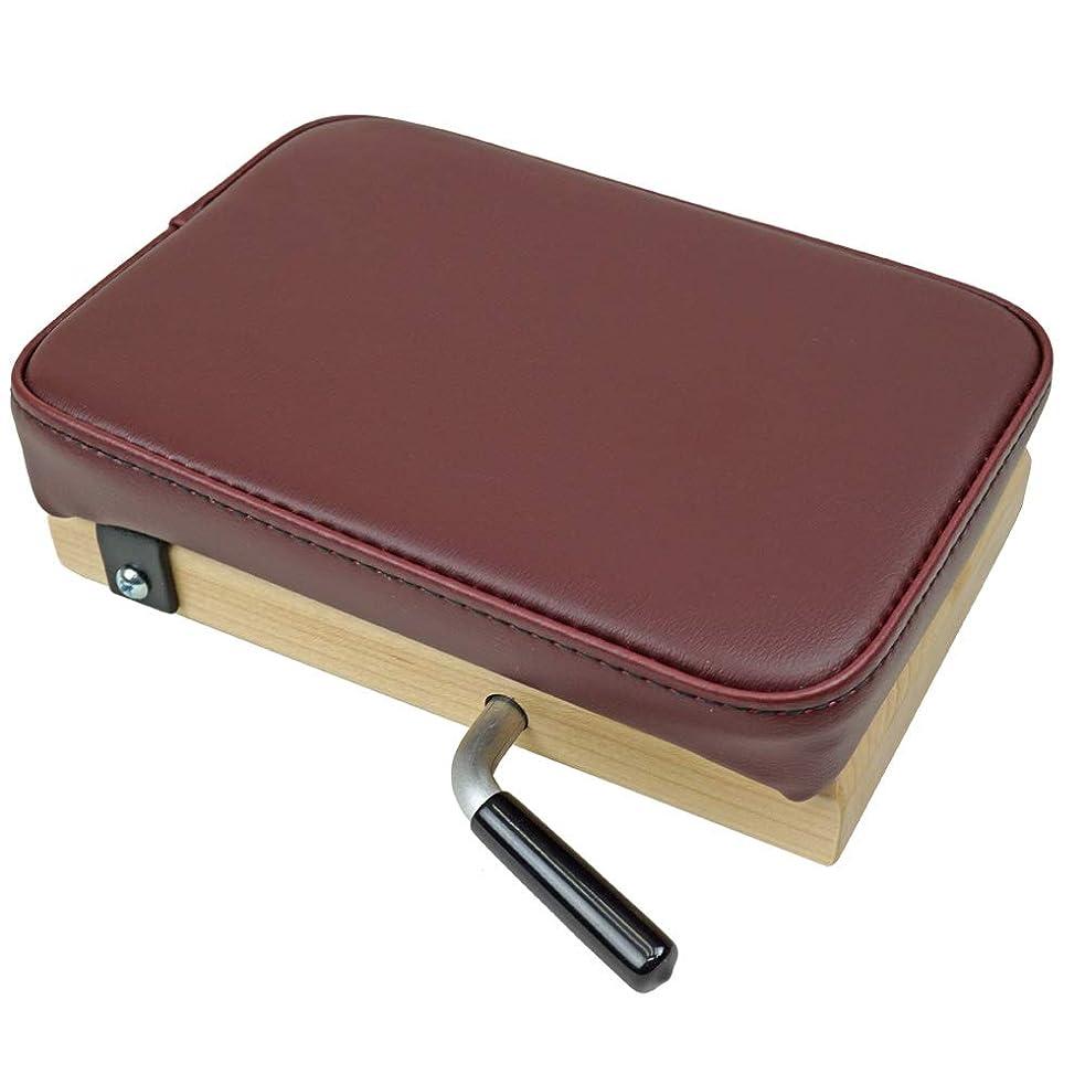効果的にステーキ重量THULI TABLE (ツゥーリテーブル) ポータブルドロップB シングルクッション ドロップ 四肢用 手関節 足関節 の アジャストに