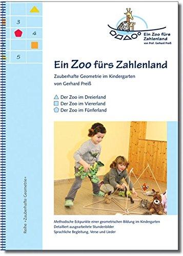Ein Zoo fürs Zahlenland: Zauberhafte Geometrie im Kindergarten