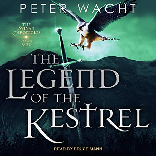 The Legend of the Kestrel cover art