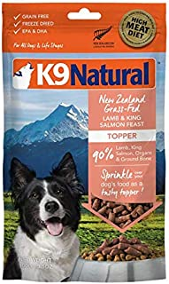K9 Natural Grain-Free Freeze Dried Dog Food Topper or Meal Mixer