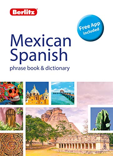 Compare Textbook Prices for Berlitz Phrase Book & Dictionary Mexican SpanishBilingual dictionary Berlitz Phrasebooks 5 Edition ISBN 9781780045214 by APA Publications Limited