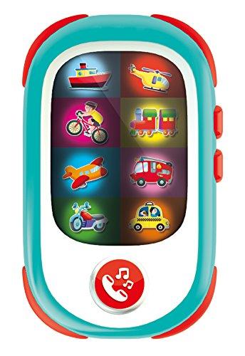 Lisciani Giochi 55777 - Carotina Baby Smartphone
